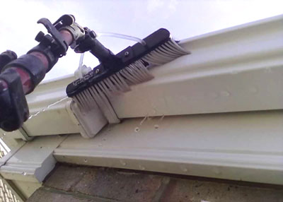 fascia an soffit cleaning